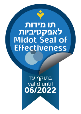 'The Midot Seal of Effectiveness'